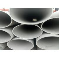China Thin Wall T304 Stainless Steel Pipe Two Inch With Round Shape Astm A312 Standrad wholesale