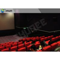 China High Definition High End Home Cinema With Safety System For Holding 50 People wholesale