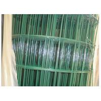 China Decorative Plastic / Powder Coated Wire Mesh Panels High Tensile Square Hole wholesale