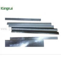 Buy cheap Straight Food Processing Knives Made HSS Material 200mm Length from wholesalers