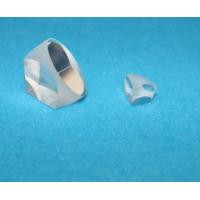 Buy cheap Glass Optical Retroreflector Corner Cube Prism GIAI H-K9L 95% Clear Aperture from wholesalers