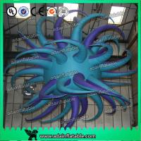 China 3M LED Lighting Inflatable Bend Star Giant Tentacle Star Event Decoration wholesale
