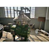 China Professional Centrifugal Oil Water Separator Stainless Steel For Kitchen Waste Oil on sale