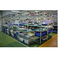 Buy cheap Heavy Duty Steel Pipe Rack In Electronic Industrial , Vertical Pipe Racking from wholesalers