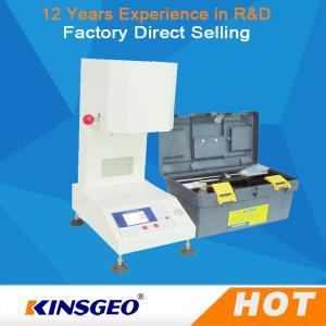 China MFR Melt Flow Index Machine , Electronic Melt Flow Index Tester KJ-3092B wholesale