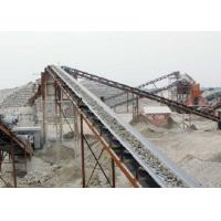 China River Pebbles Sand Making Production Line For Stabilized Soil Environmental Protection wholesale