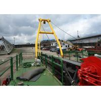 China Professional Cutter Suction Dredge , River Dredge Boat Heavy Duty Diesel Generator on sale