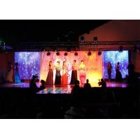 China Indoor Full Color P6 Rental Stage LED Screen Die-cast Aluminum Cabinet wholesale