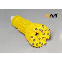China High Air Pressure Button Drill Bit Carbon Steel For Water Well Drilling wholesale