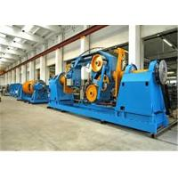 China PND630/800 Double Twist Bunching Machine , Payoff Stand Wire Buncher wholesale