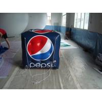 China 8ft Large Inflatable Square Balloon 540x1080 Dpi High Resolution Digital Printing wholesale