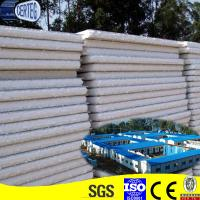Cheap building construction material of pu sandwich panel for Cheap construction materials