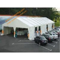 China 300 People Party Tent Aluminum Assembled Rainproof Event Marquee Tents wholesale