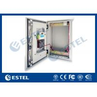 China 7U Outdoor Pole Mounted Enclosure wholesale