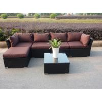 rattan modular corner sofa set garden conservatory furniture l shape outdoor of patiofurniture. Black Bedroom Furniture Sets. Home Design Ideas