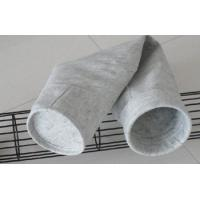 China Nonwoven Felt Polyester Anti-static Filter Bag  550GSM For Filtering Equipment wholesale