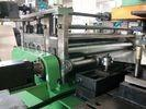 China Hydraulic Cutting Cold Roll Forming Machine 220V 8 Rows 16 Stations Punching Mould wholesale
