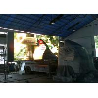 China Video Outdoor 6500nits P6 Truck Mounted LED Screen Display Sychronous Control wholesale