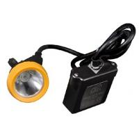 China 15000 Lux Safety Led Rechargeable Coal Miner Lights Kl5lm Low Power Indication wholesale
