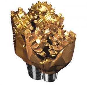 China TCI tricone bit/ FHA/HATSeries Rubber (O-Ring )Sealed Journal Bearing Bit on sale