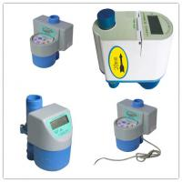 China Prepaid Radio Frequency Water Meter Vertical Type With Ball Valve Control wholesale