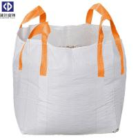 China Virgin PP Material 1 Ton Tote Bags / Flexible Bulk Container For Packing wholesale