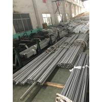 "China Stainless Steel Seamless Pipe Hollow bar ASTM A312 / A312M EN10216-5 2"" SCH40 FURNACE TUBE 1.4841 TP314 wholesale"