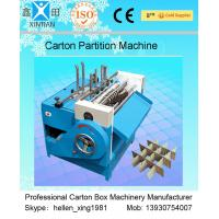 China High Speed Paper Carton Making Machine / Corrugated Boxes Manufacturing Machines wholesale