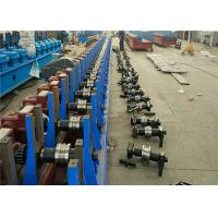 China Cabinet Frame Profile Roll Forming Machine 6-15m/min Stainless Steel Ts 8 Baying wholesale