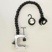 Quality 3W Power BBQ LED Light Clamp Design Easily Fixing Up For Car Roadside Repairs for sale