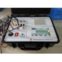 China Strong Anti Jamming Circuit Breaker Testing Equipment For Accurate Measuring Indoors on sale