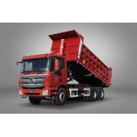 China FOTON 6x4 dump truck for sale china brand tipper trucks brand foton wholesale