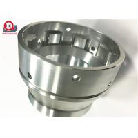 China OEM Precision Industrial Aluminum Extrusion Profile Turn And Mill Machining wholesale
