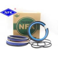 China High Pressure Mechanical Seal Kit , Mechanical Shaft Seal With Dustproof Lip wholesale