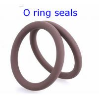 China ORK Metric O - Ring Seals For Automobile , High Temperature O Rings IIR 70 wholesale
