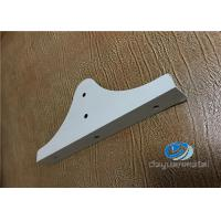 China Nature Color Aluminum Extrusions Stock Shapes With Hole Punching SGS wholesale