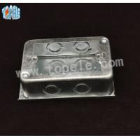 China 119X77X38 Electrical Boxes And Covers For Switches , Electrical Box Covers wholesale