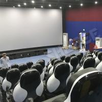 China Snow Special Effect In 7D Movie Theater Vibration Frequency 12HZ wholesale