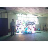 China High Brightness 5mm Outdoor Full Color Led Display Screen In Aging Process wholesale