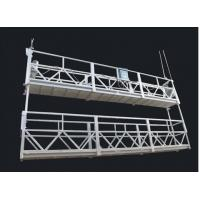 Quality Gondola Suspended Working Platform Double Deck for Building Decoration for sale