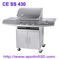 China Portable Gas BBQ Cooker wholesale