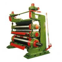 China PVC Film Calender Machine Line Includes Planetary Extruder Machine And Cooler wholesale