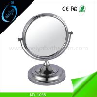 China dressing table mirror, desktop magnifying glass mirror on sale