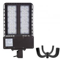 China Mean Well Driver Exterior Parking Lot Lighting WSD-SB15W27 5000 K UL DLC 150W Shoebox Area wholesale