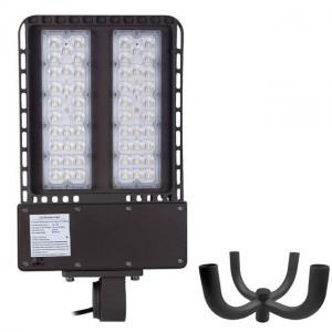 China Mean Well Driver Exterior Parking Lot Lighting WSD-SB15W27 5000 K UL DLC 150W Shoebox Area wholesale