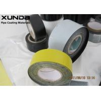 China 1.2mm Thickness Joint Wrap Tape Black Color For Steel Tube Joining Corrosion Protection wholesale
