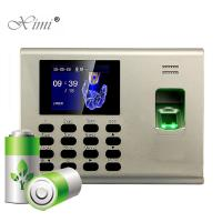 China Real Time Attendance Access Control System Multi Languages TCPIP USB Host wholesale