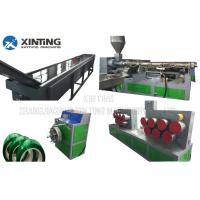 China 120 M / Min Speed PET Bottle Recycling Machine Pet Strap Production Line wholesale