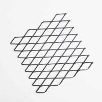 China 1-1/2 #16 Carbon Steel Expanded Metal Mesh For Display Units wholesale