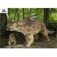 Buy cheap Stomach Breathing Dinosaur Yard Decorations, Life Size Dinosaur Models from wholesalers